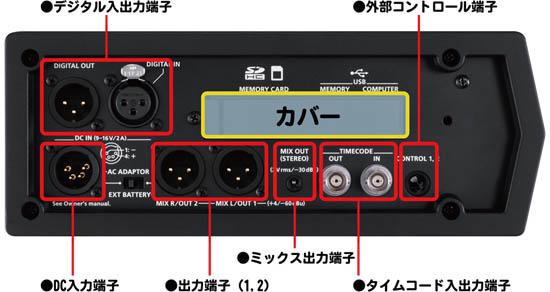 Roland Pro A/V - R-88   8-CHAN...
