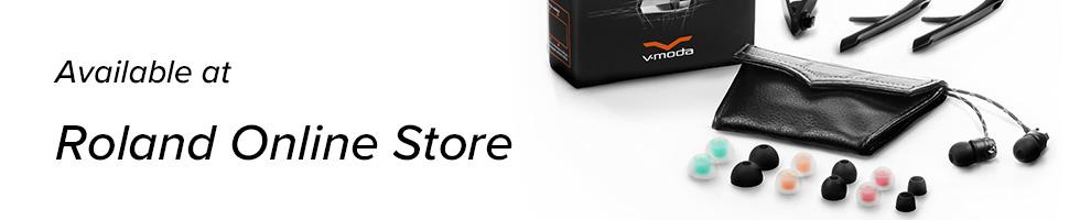 Roland Online Store V-MODA ZN