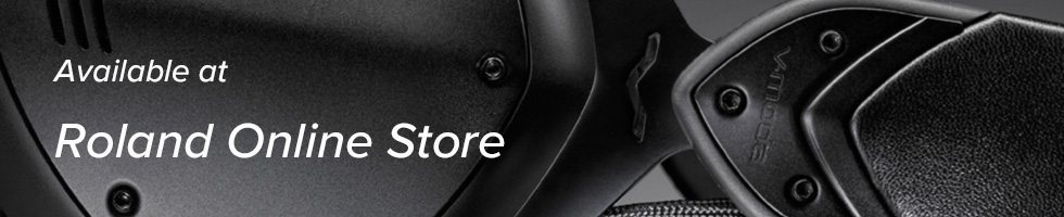 Roland Online Store V-MODA LP2