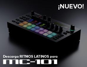 Ritmos Latinos para MC-101