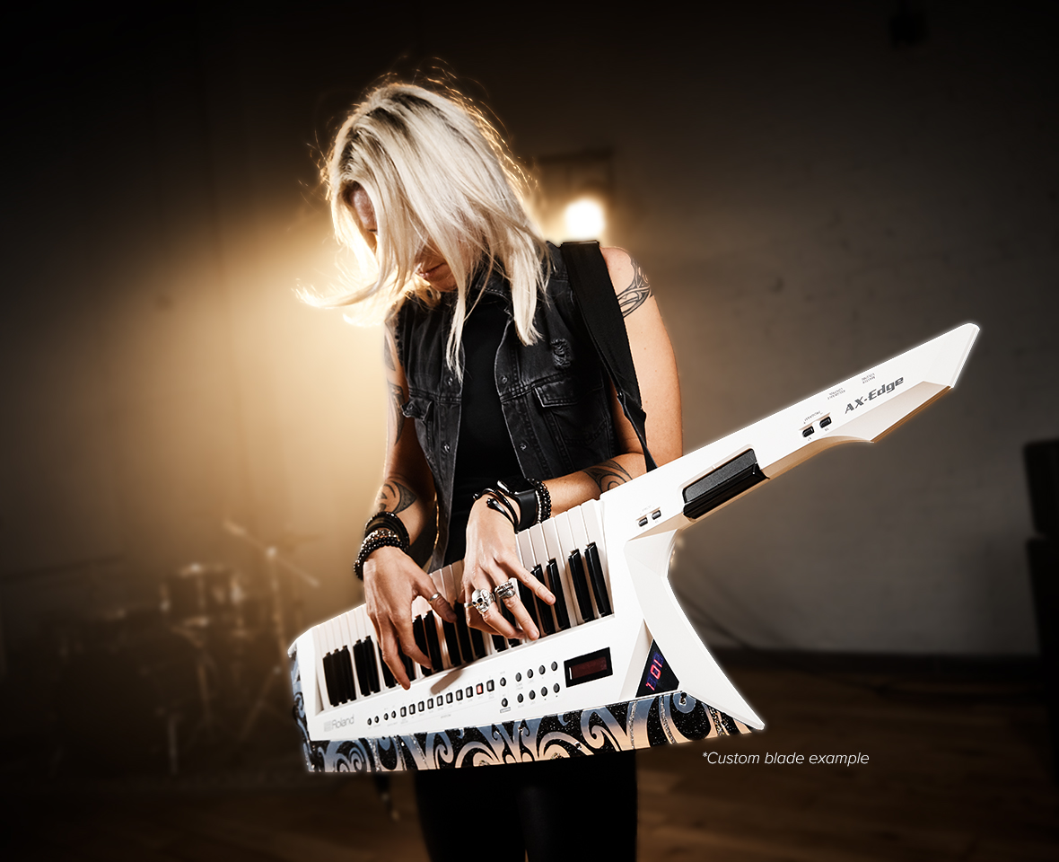 Keytar AX-Edge instrument