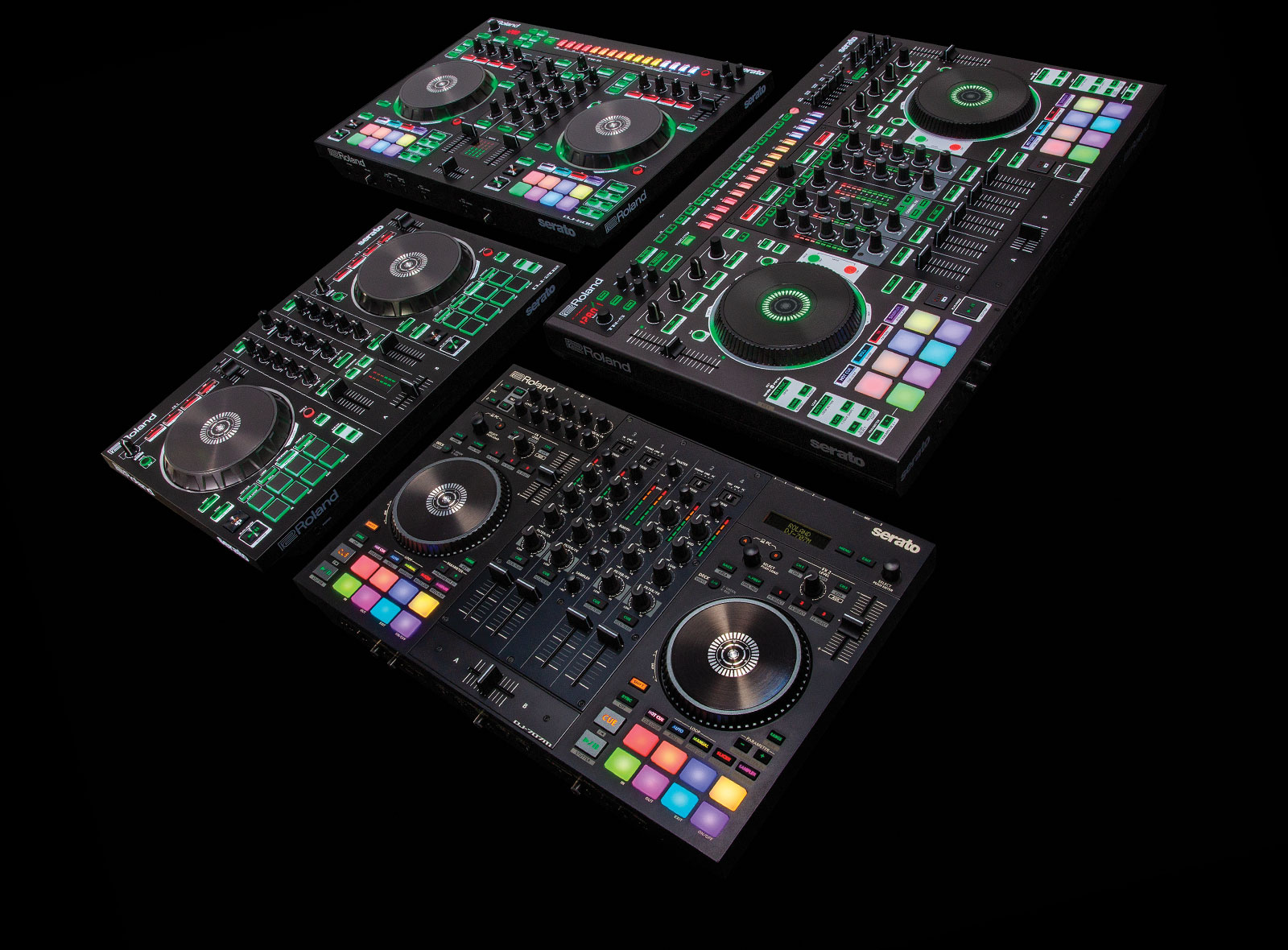 Roland DJ Series