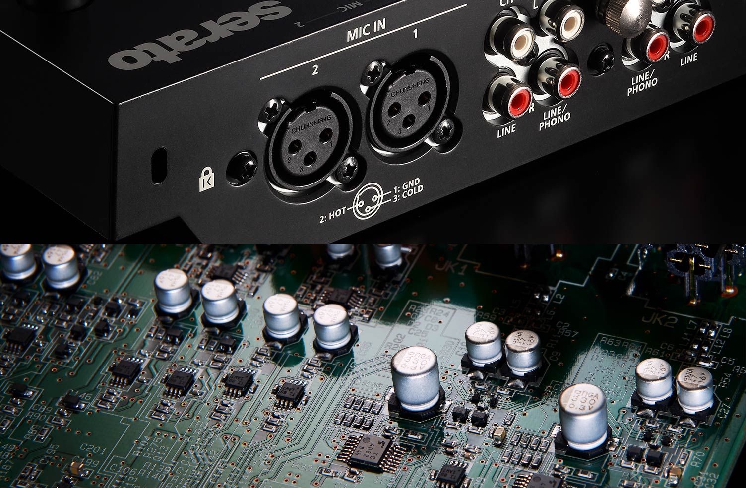 Amazing Mic Preamps