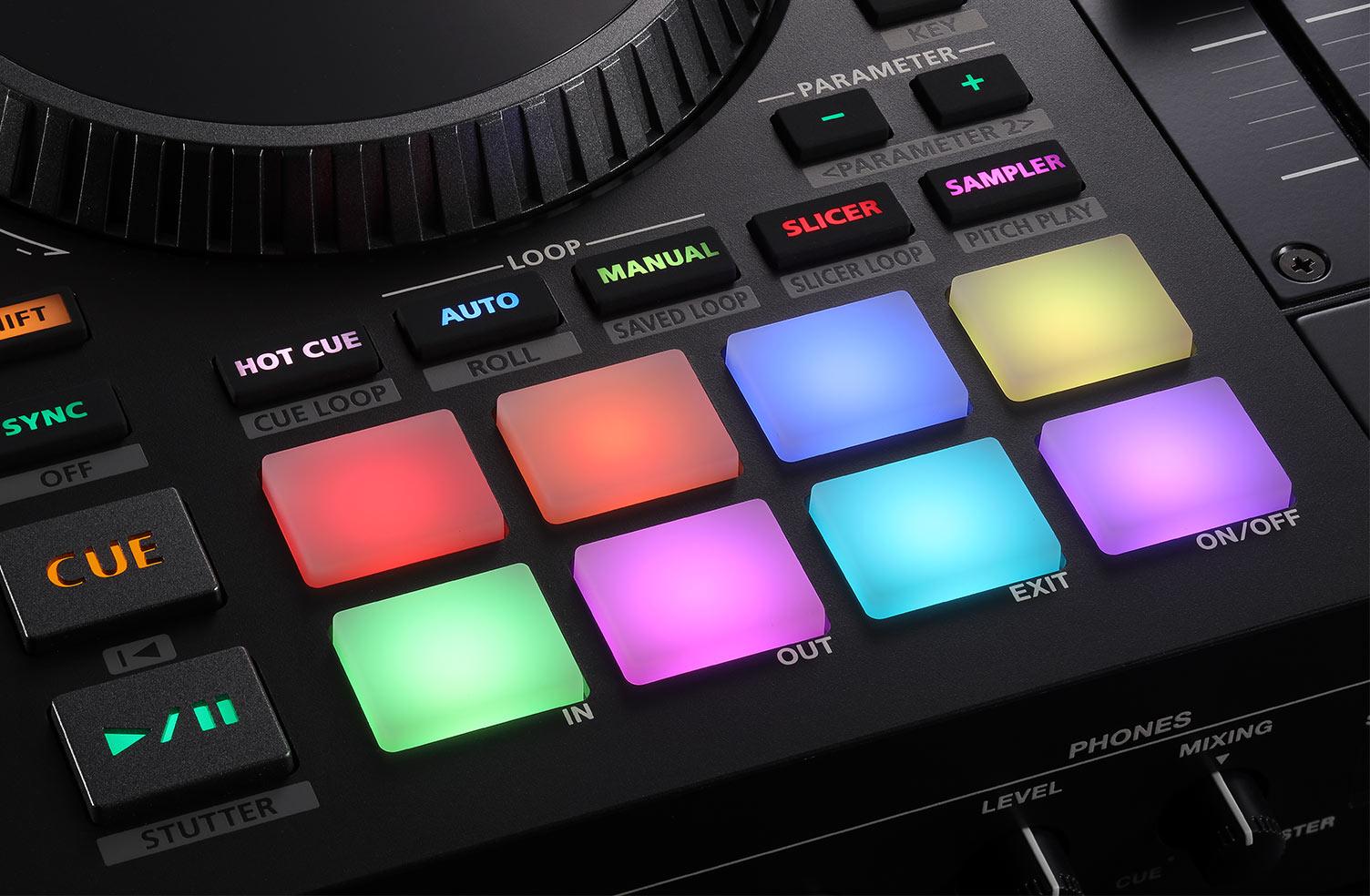 TR-Drums + Effets sonores intégrés