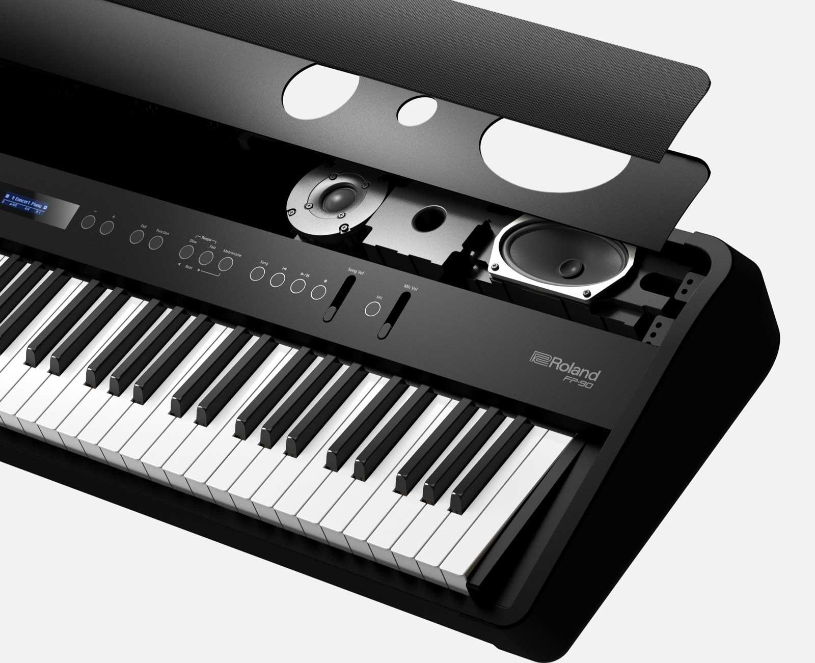 roland fp 90 digital piano