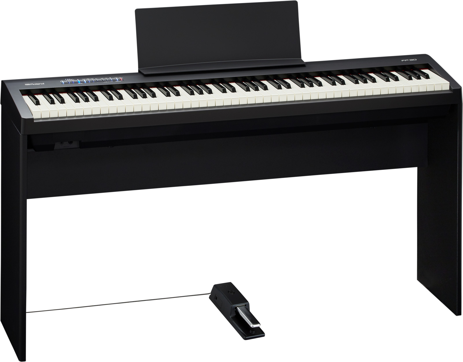 roland fp series digital piano