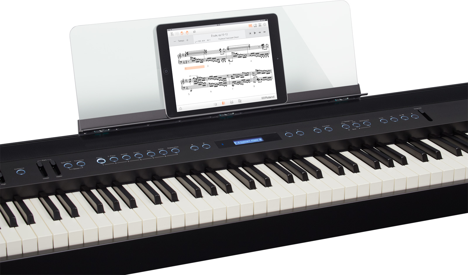News Roland Presents The Complete Line Of Digital Pianos Fp 90 Fp 60 Fp 30