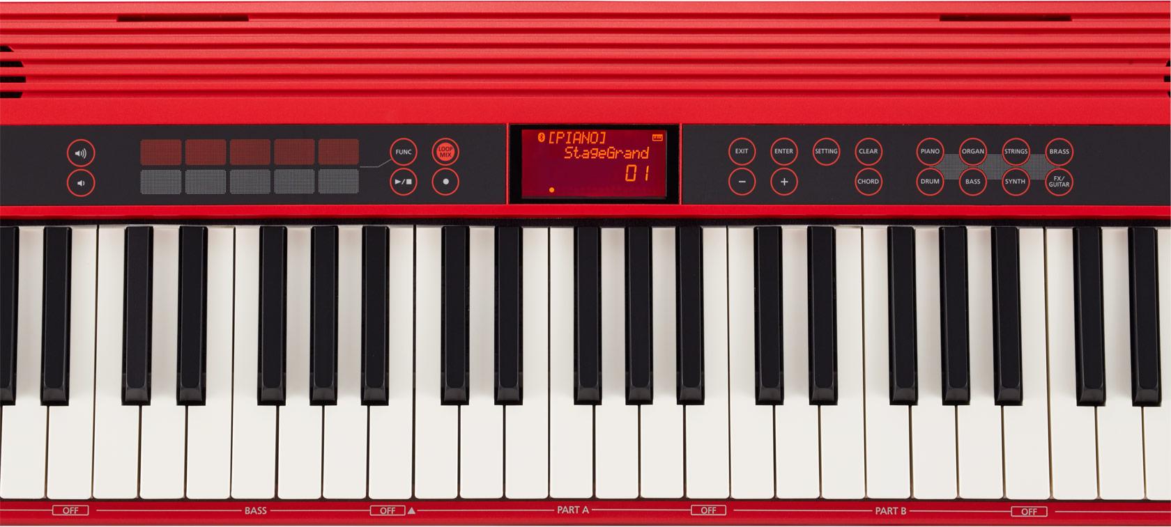 roland go keys music creation keyboard go 61k