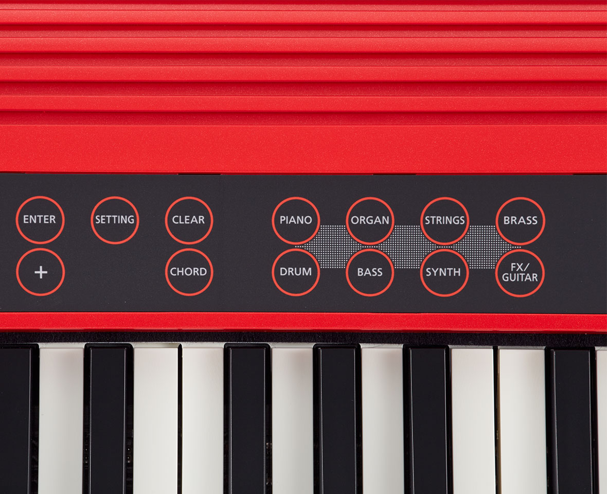 Roland - GO:KEYS | Music Creation Keyboard (GO-61K)