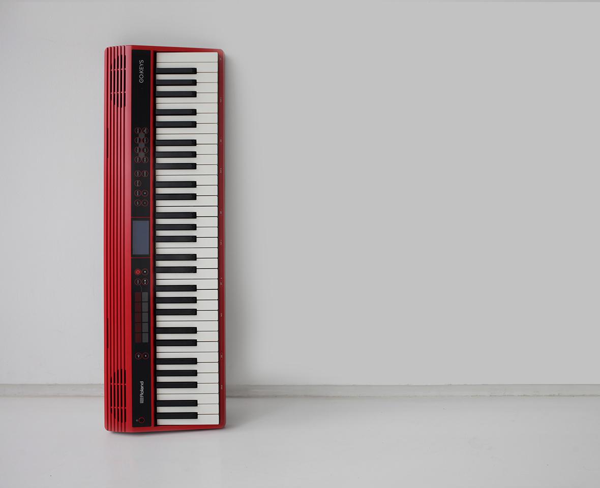 Roland - GO:KEYS | Music Creation Keyboard (GO-61K)
