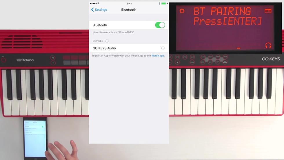 Roland Gokeys Music Creation Keyboard Go 61k