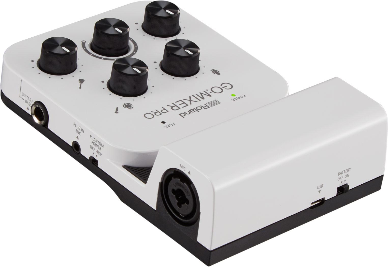 Roland - GO:MIXER PRO | Audio Mixer for Smartphones