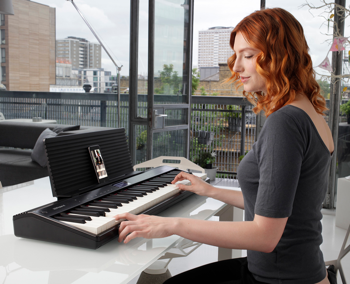 Roland - GO:PIANO | Digital Piano (GO-61PC)
