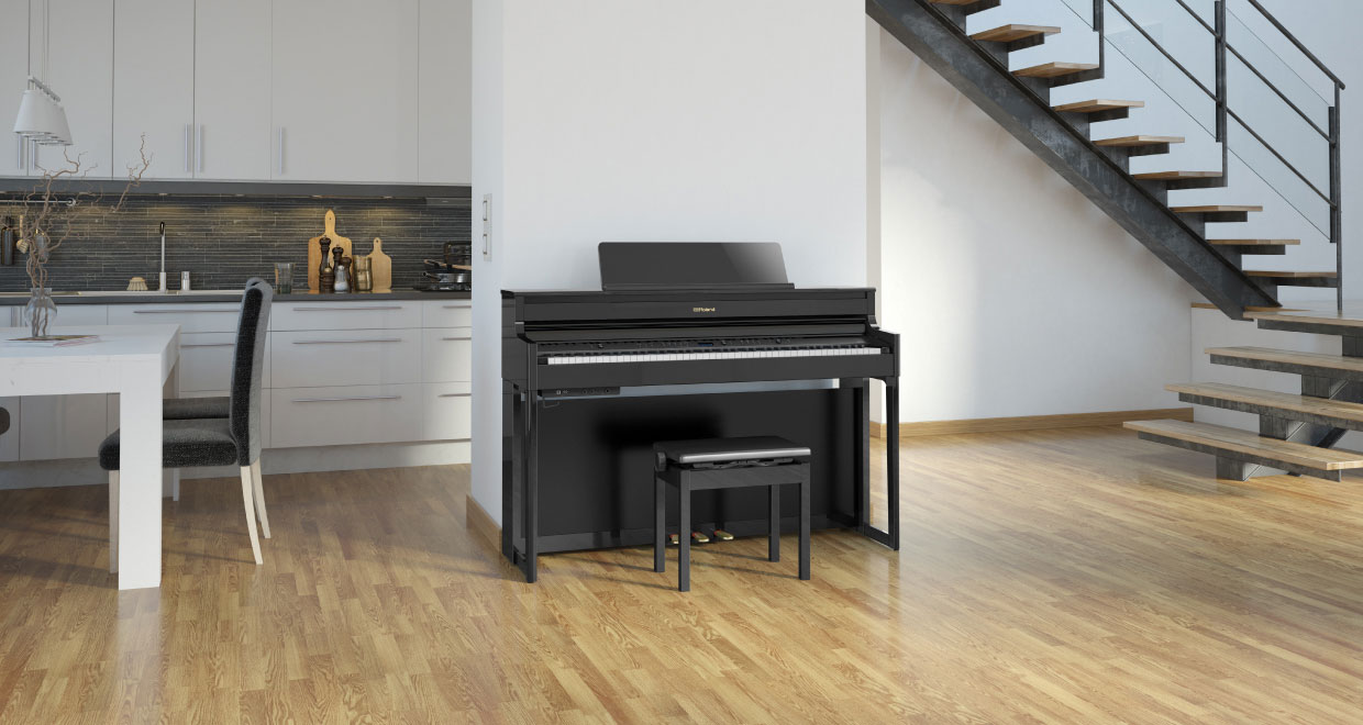 Roland - HP700 Series | Digital Piano