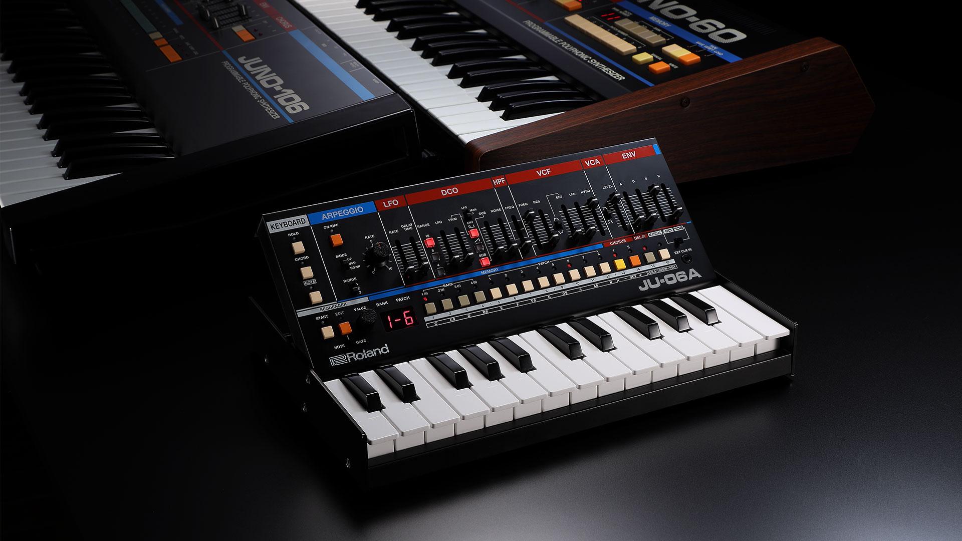 JU-06A | Sound Module - Roland