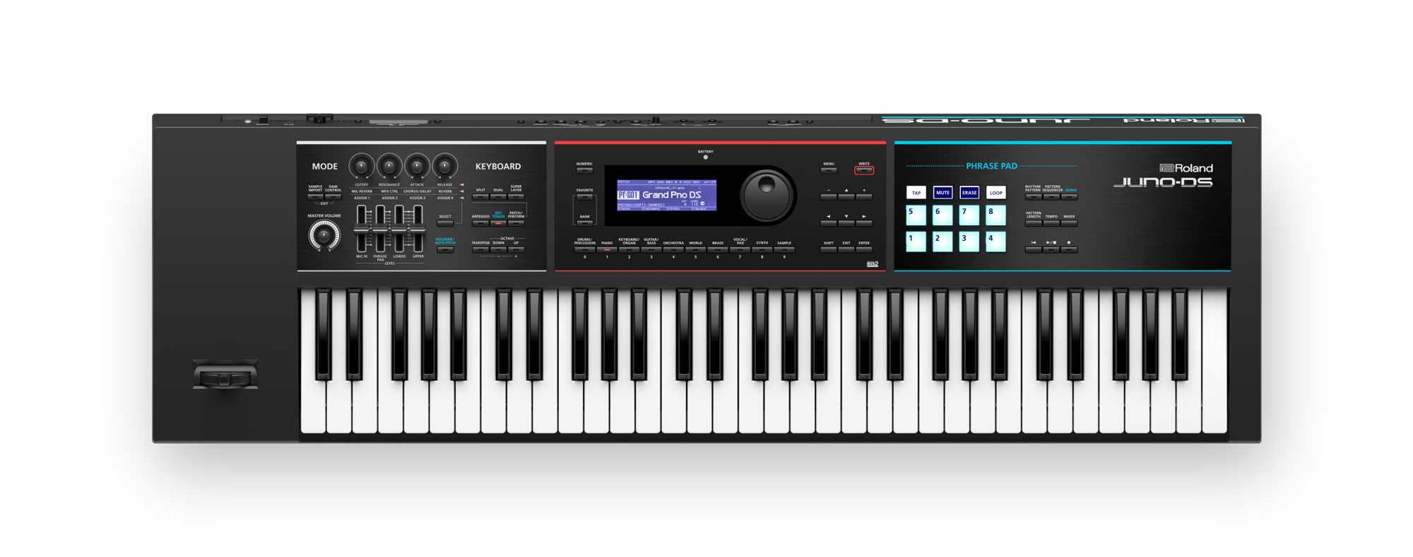 Roland - JUNO-DS | Synthesizer