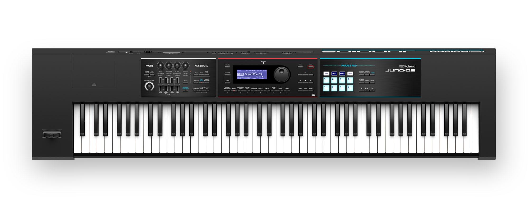 roland juno ds synthesizer. Black Bedroom Furniture Sets. Home Design Ideas