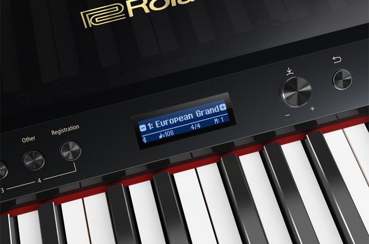 Roland - LX700 Series | Digital Piano