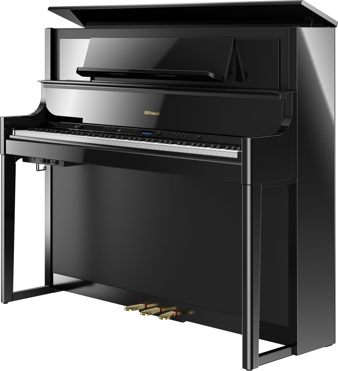 roland lx708 digital piano. Black Bedroom Furniture Sets. Home Design Ideas