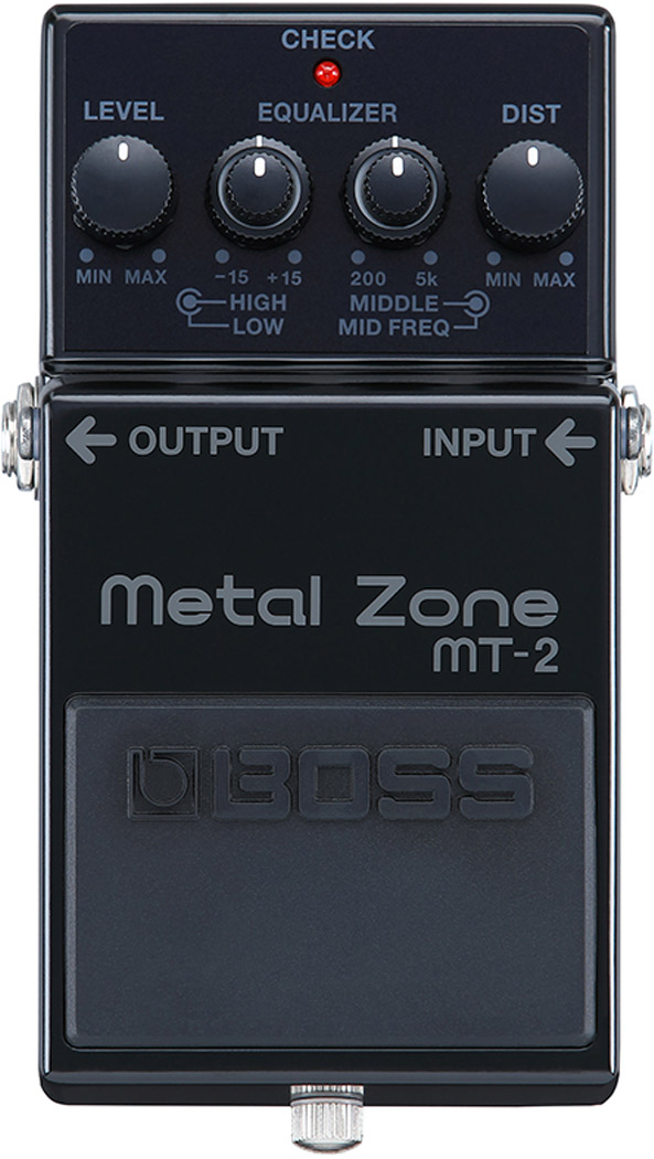 MT-2-3A Metal Zone
