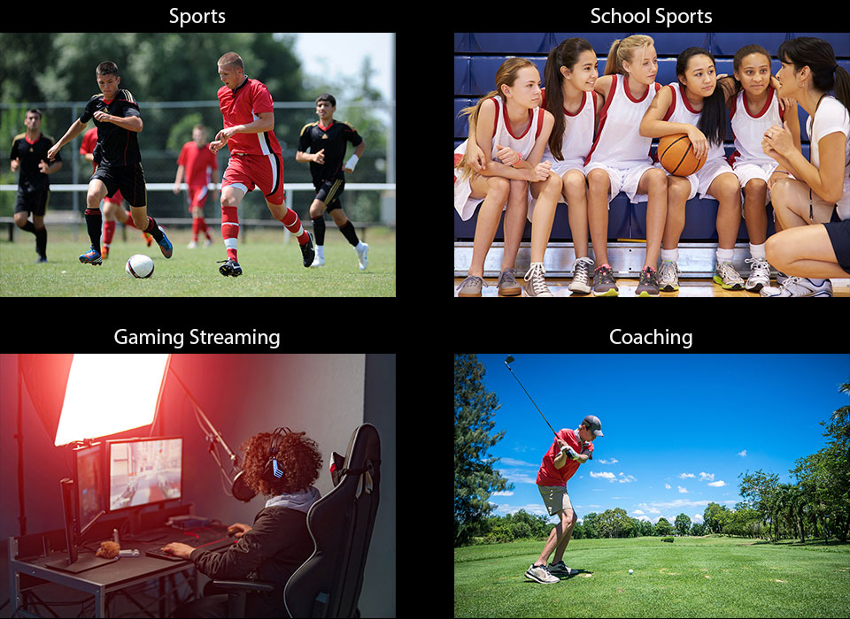 Take Local Sports Production to the Next Level