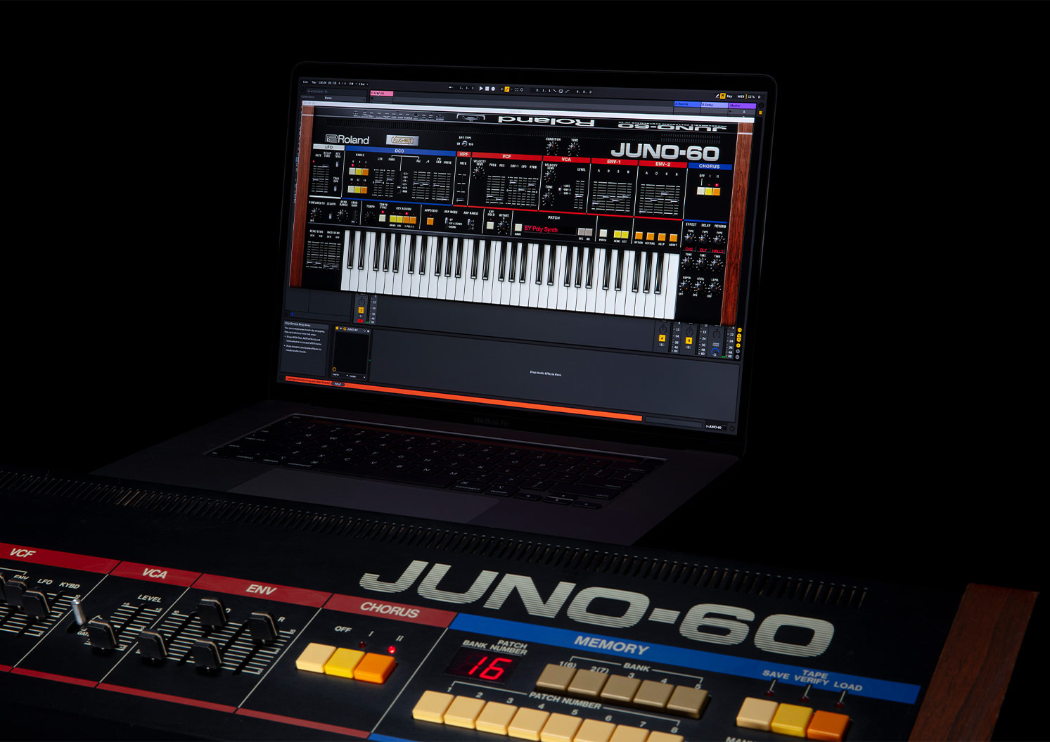 JUNO-60 | Genuine sound without the hassle