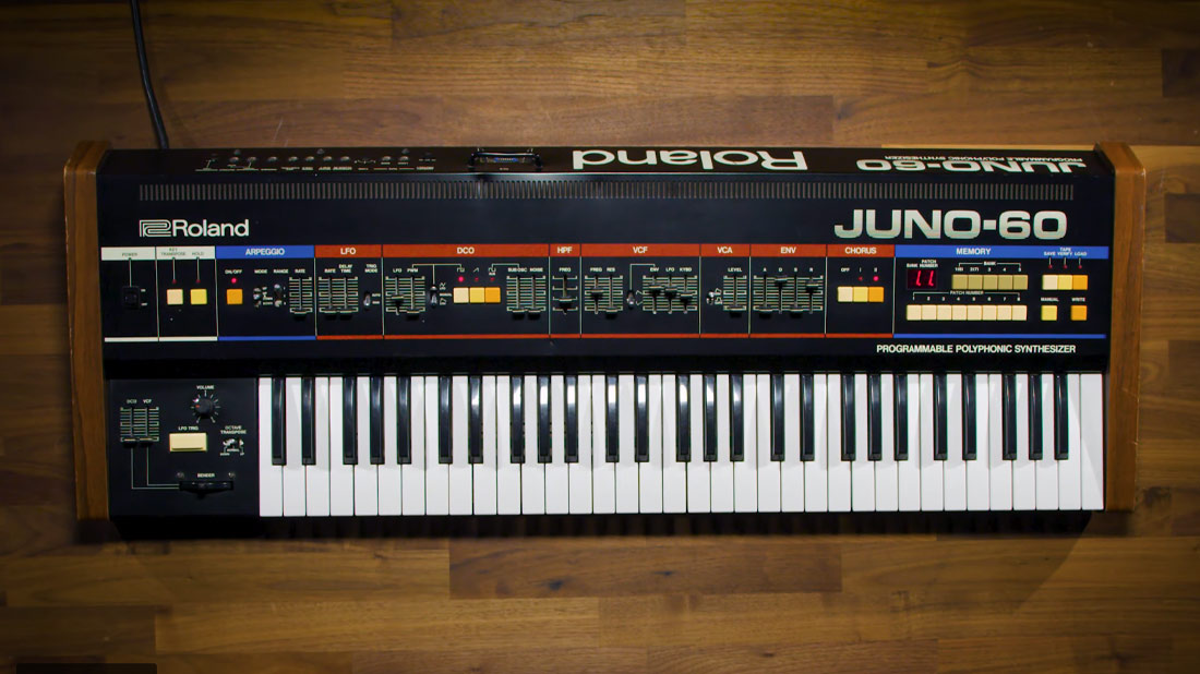 JUNO-60 Overview Video