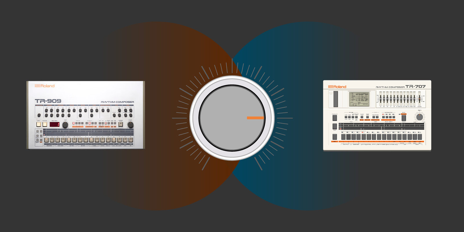 707 Software Rhythm Composer | Digital transition.