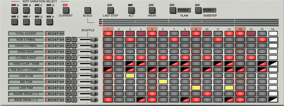 707 Software Rhythm Composer | The full experience. And more.