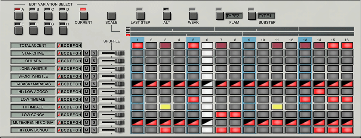 727 Software Rhythm Composer | The full experience. And more.