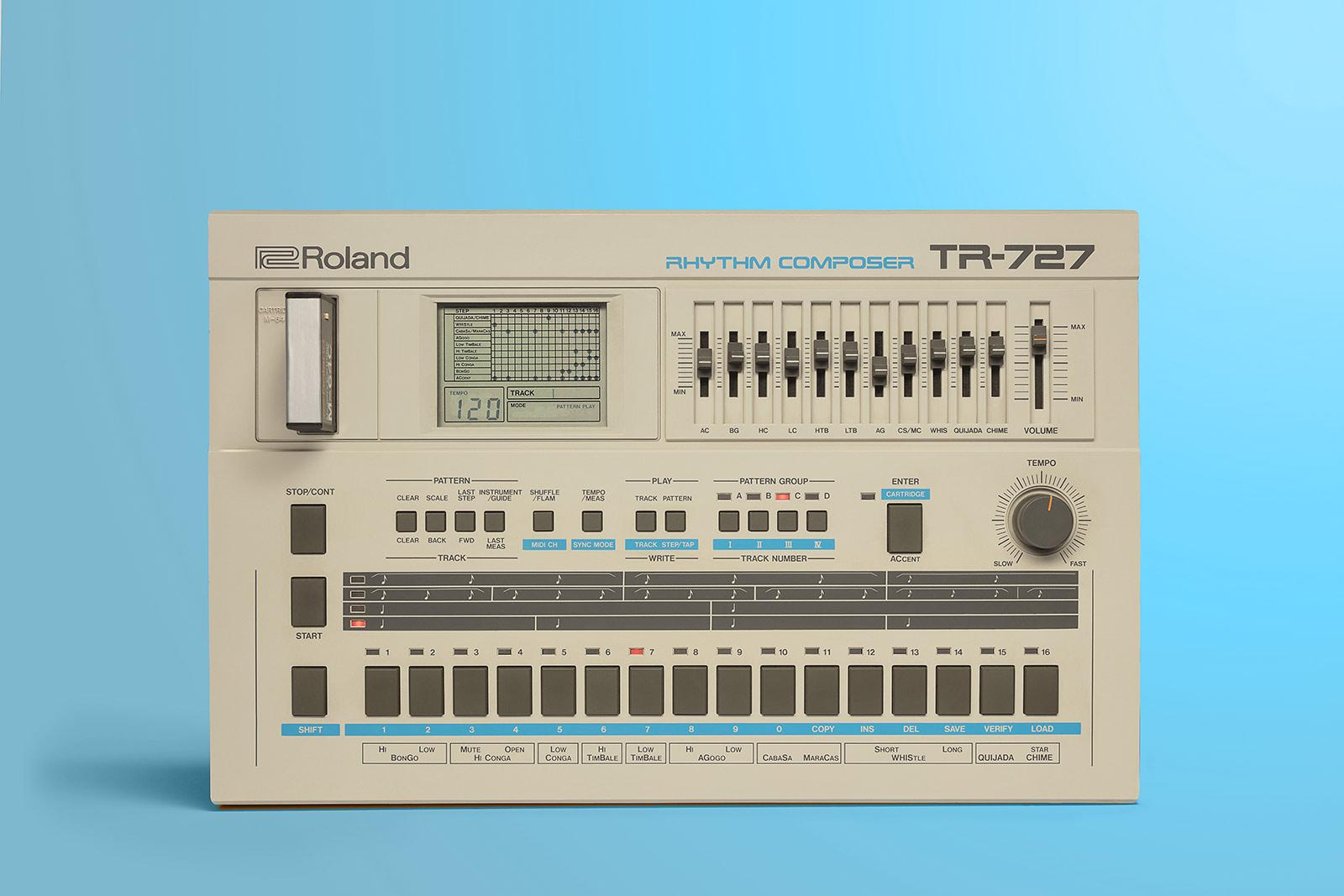 TR-727 Rhythm Composer