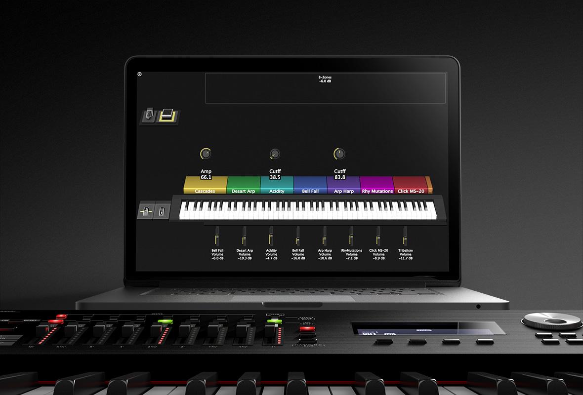 Roland - RD-2000 | Digital Piano