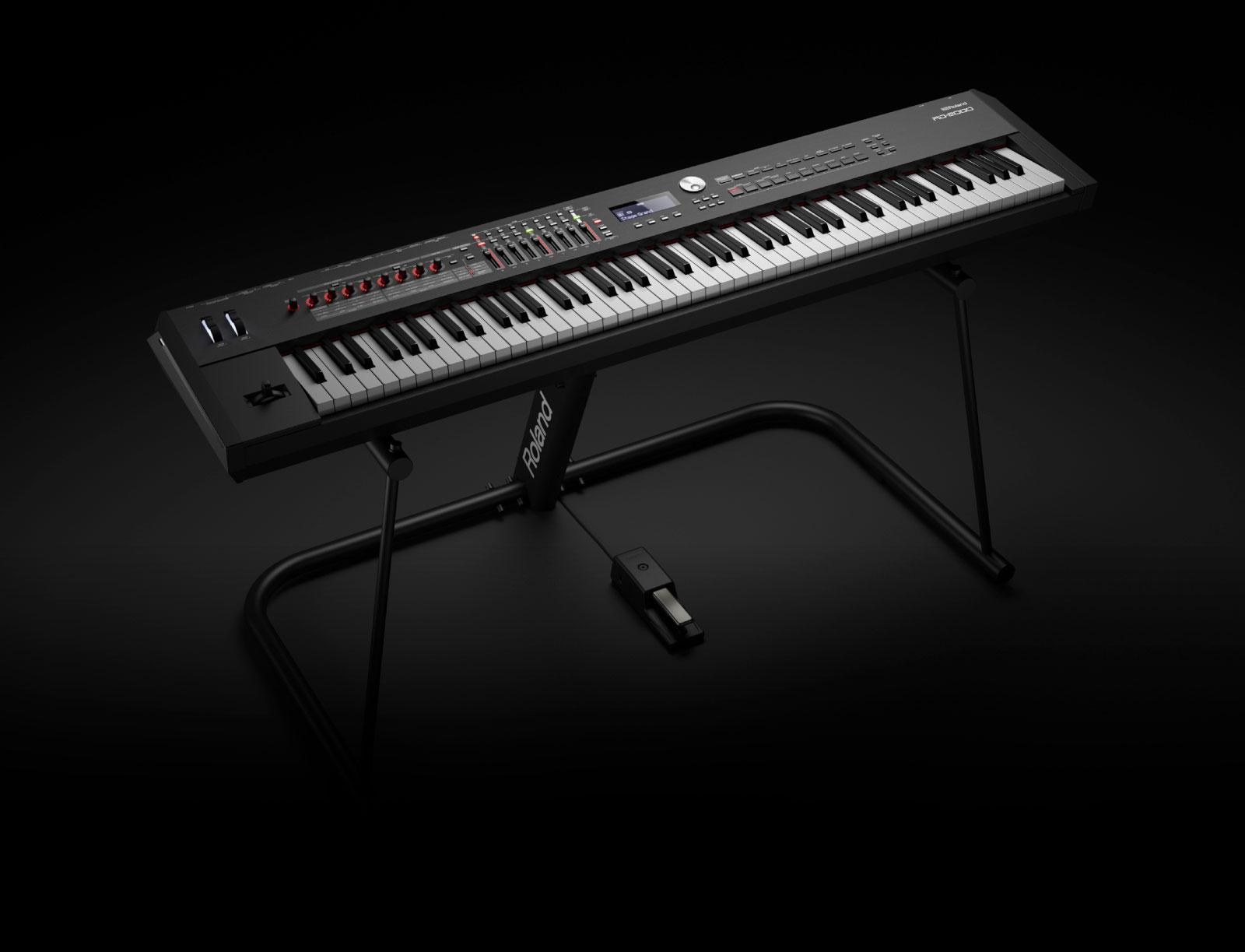 Roland - RD-2000   Digital Piano
