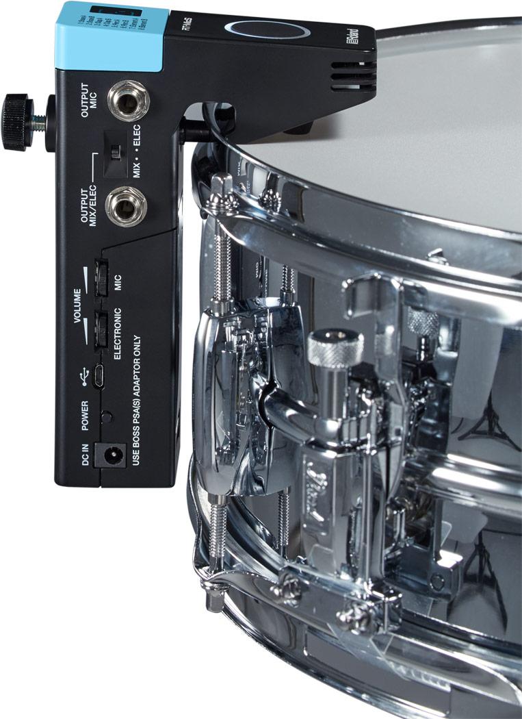 Roland - RT-MicS | Hybrid Drum Module