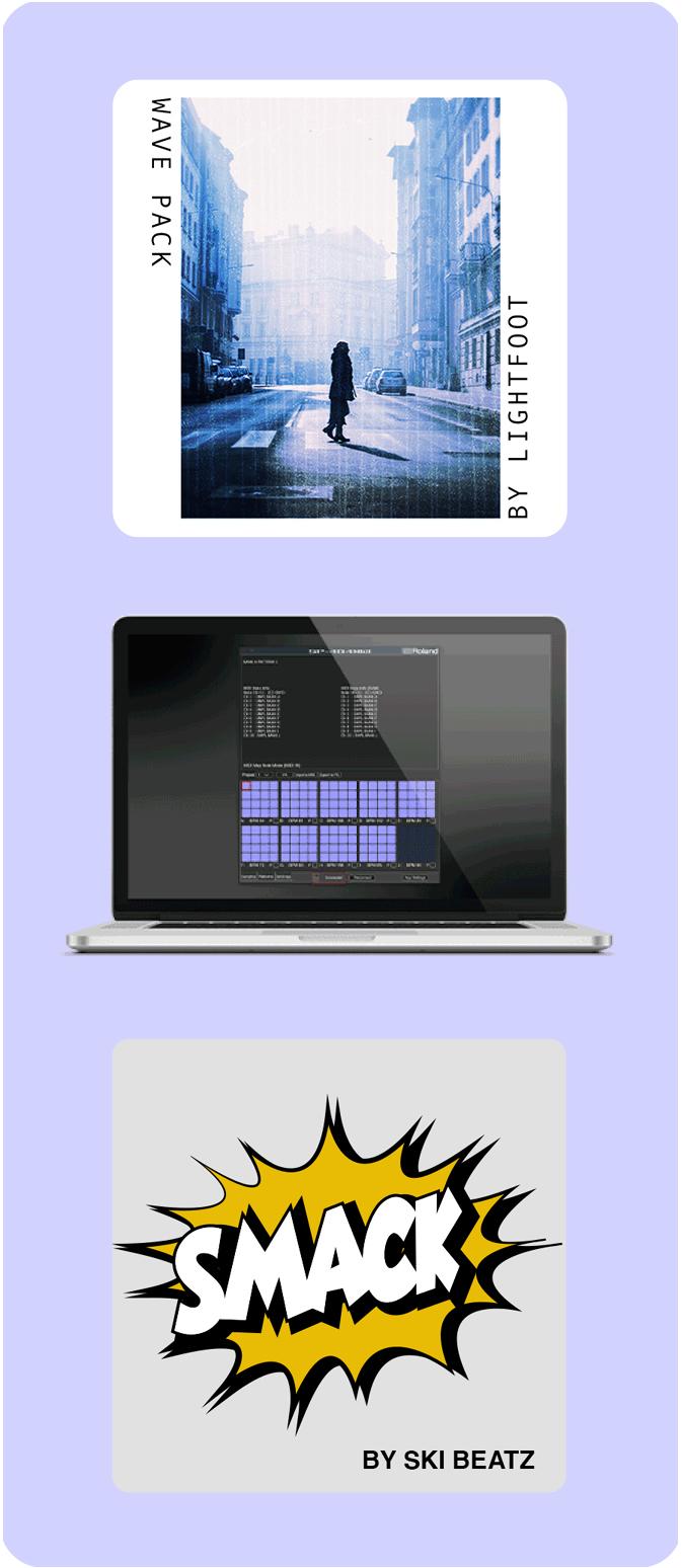 SP-404MKII Sample Packs