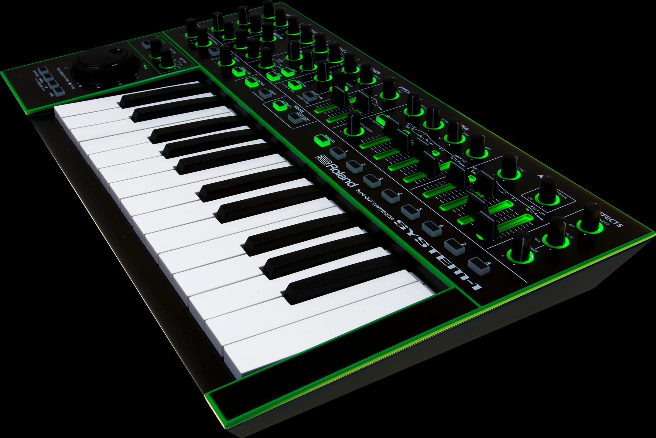 Roland - SYSTEM-1 | PLUG-OUT Synthesizer