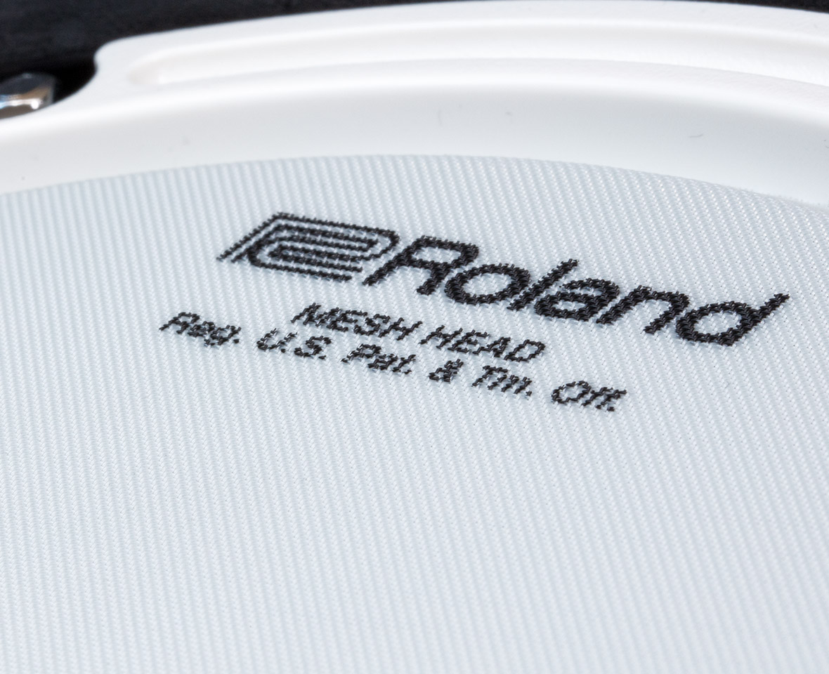 Authentic Roland Mesh-Head Pads