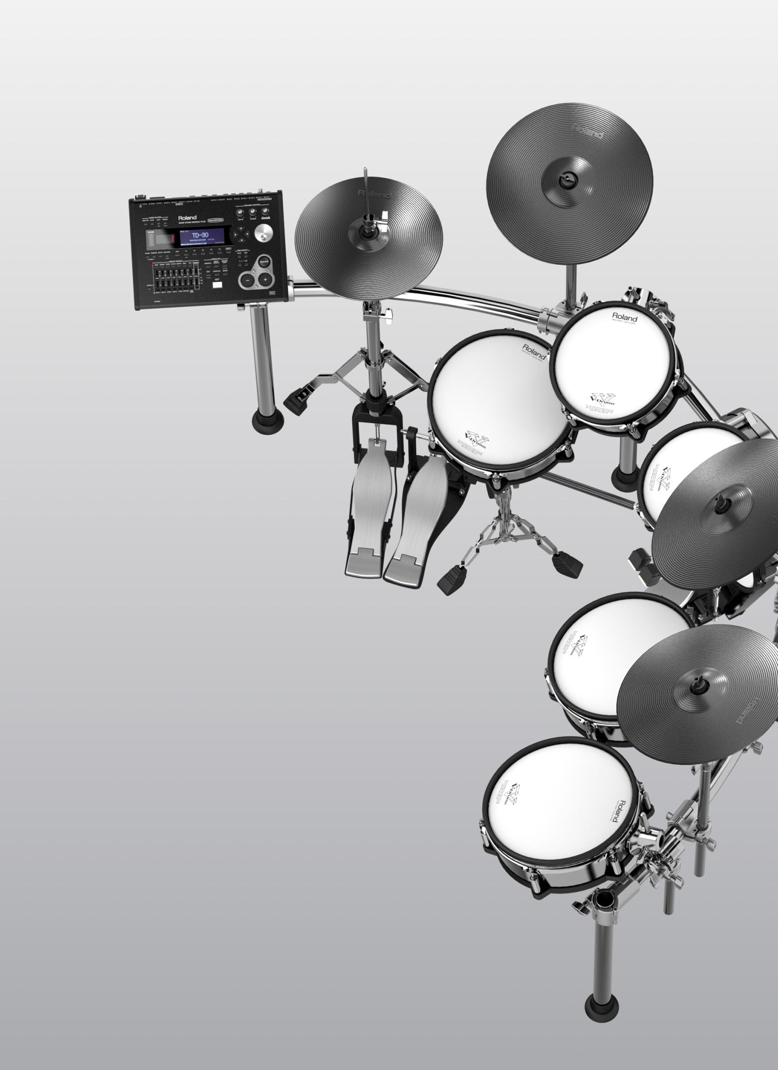 roland td 30kv v drums v pro series