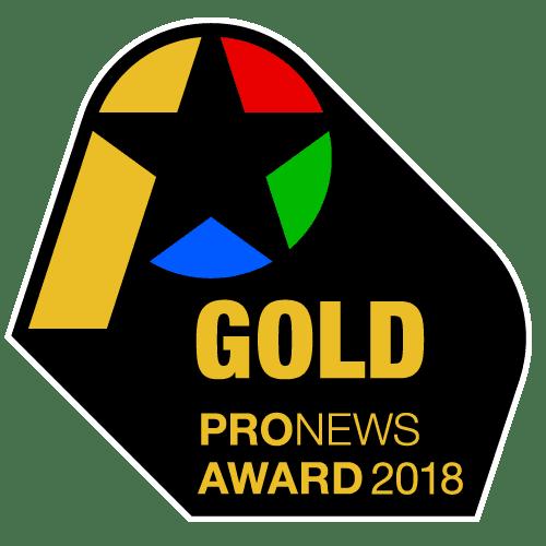 PRONEWS AWARD 2018