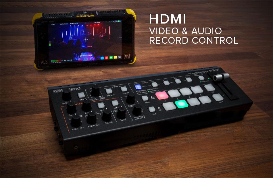 V-1HD+ - Camera Tally