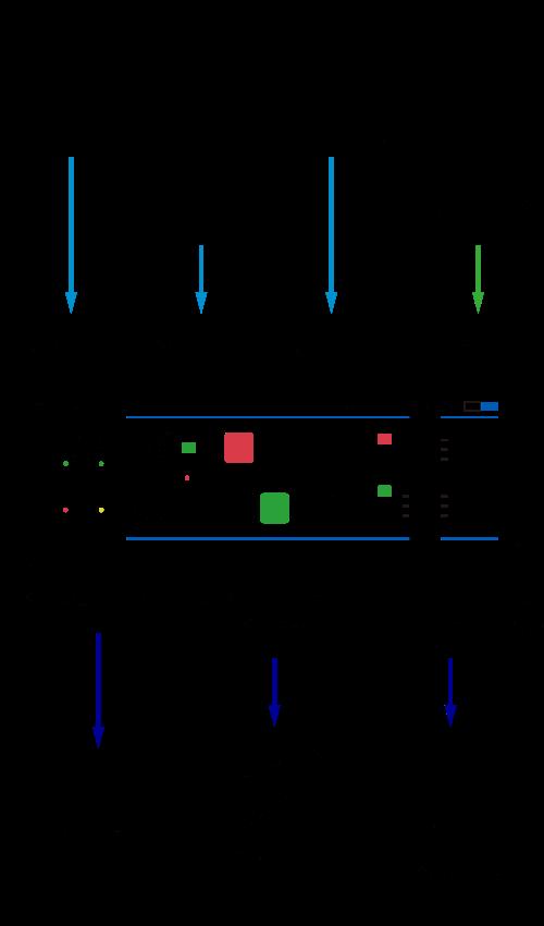 ビデオ収録/配信 接続例