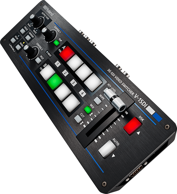 V-1SDI | 3G-SDI Video Switcher - Roland Pro A/V