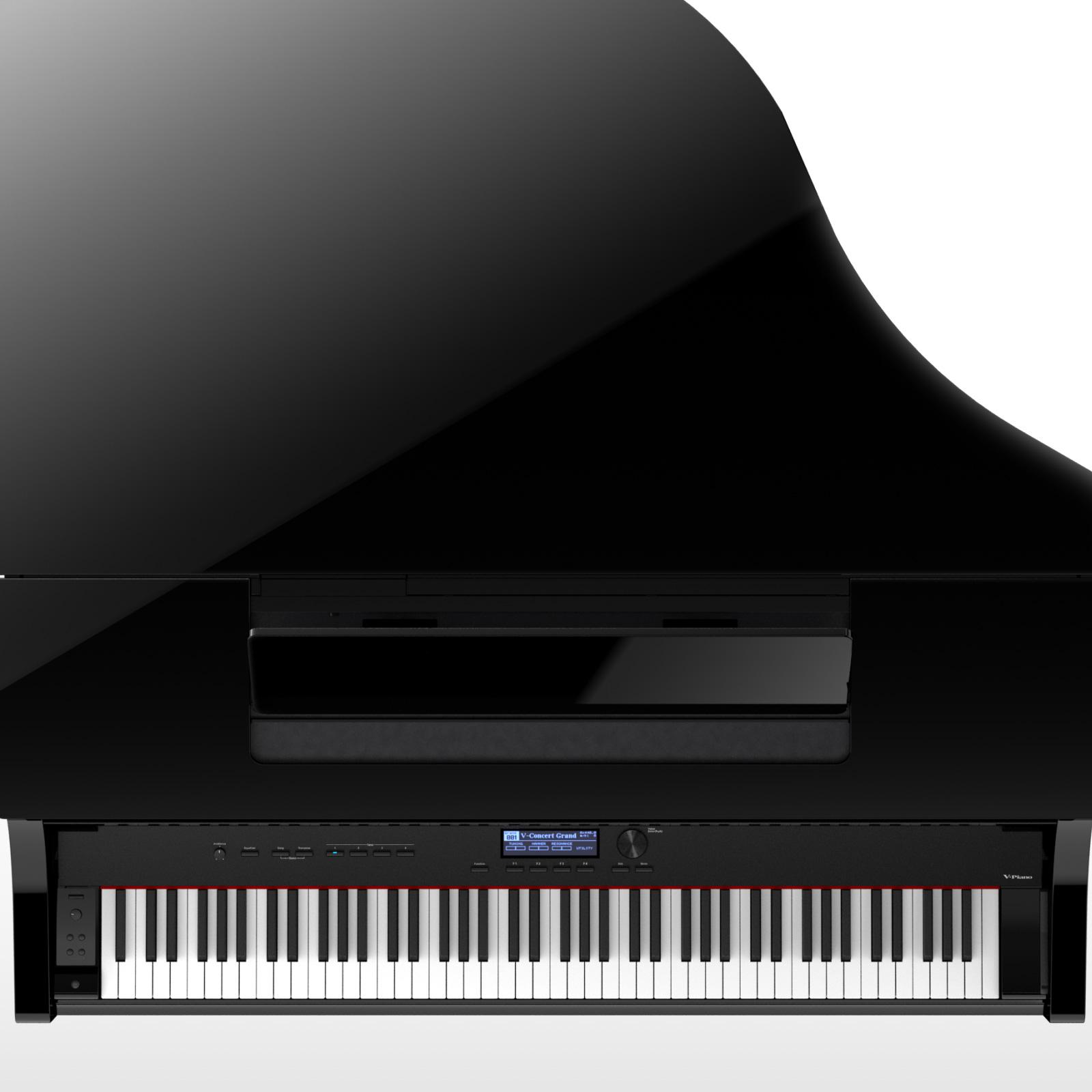 roland v piano grand v piano