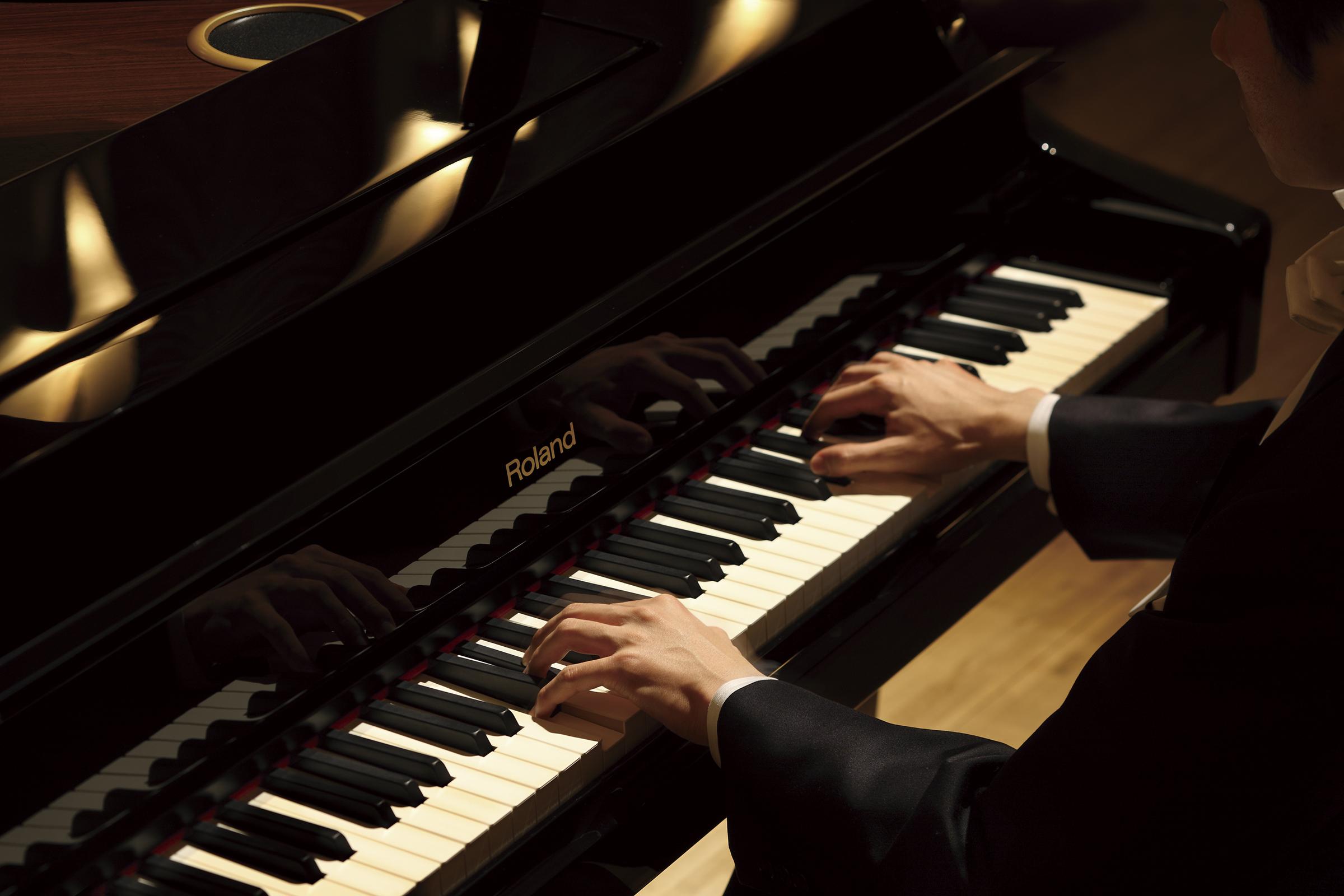 Roland - V-Piano Grand   V-Piano