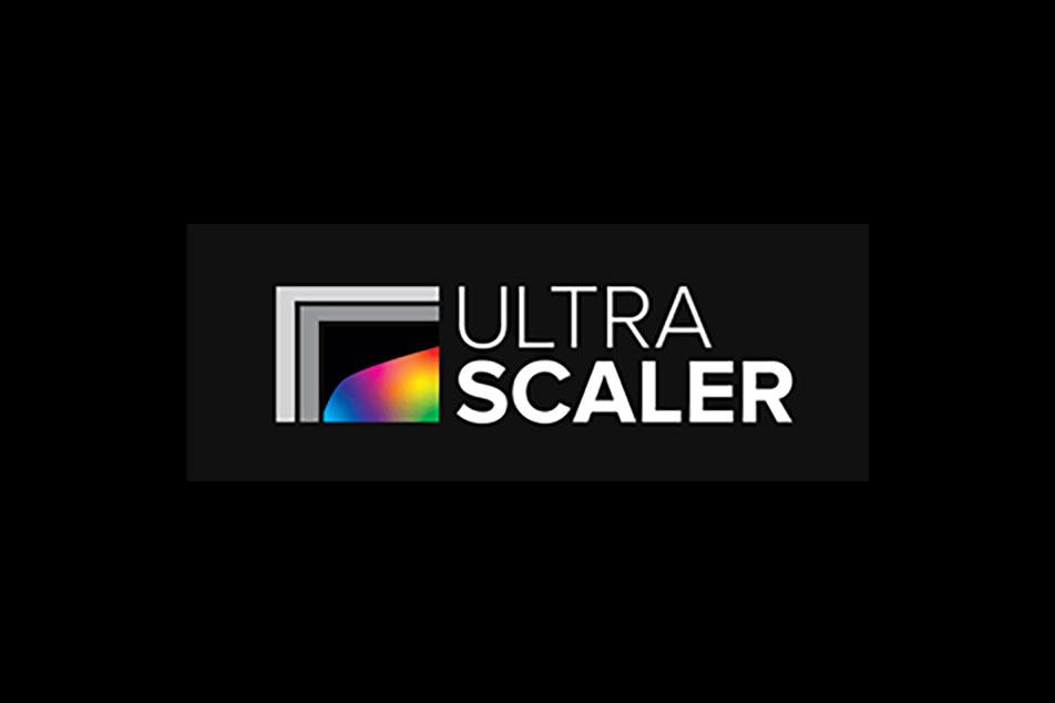 高画質映像処理プロセス Ultra Scaler