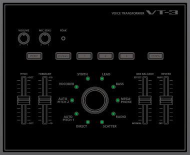 Roland - VT-3 | Voice Transformer