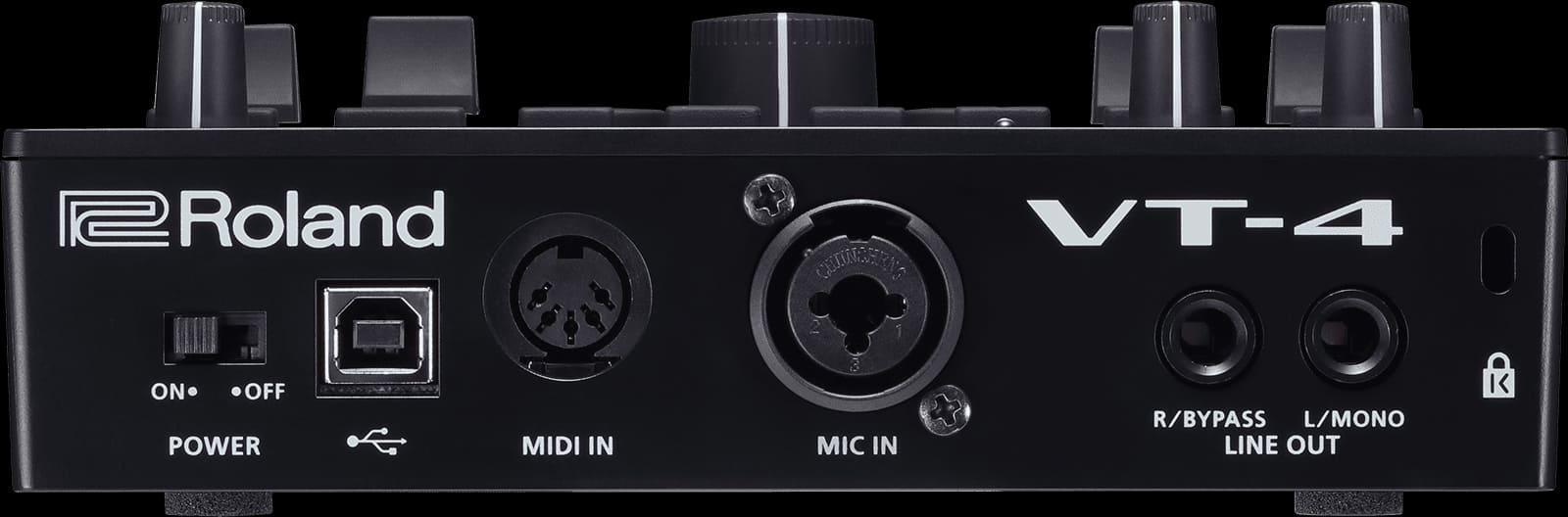 Roland - VT-4   Voice Transformer