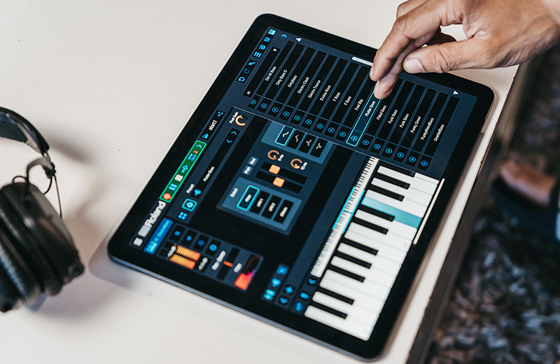 Roland - Zenbeats | Music Creation App