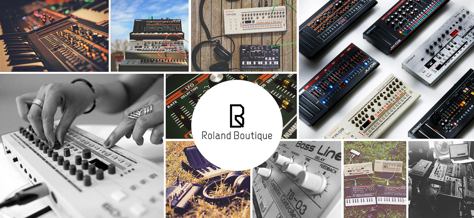 Roland Boutique - 60 Second Sessions