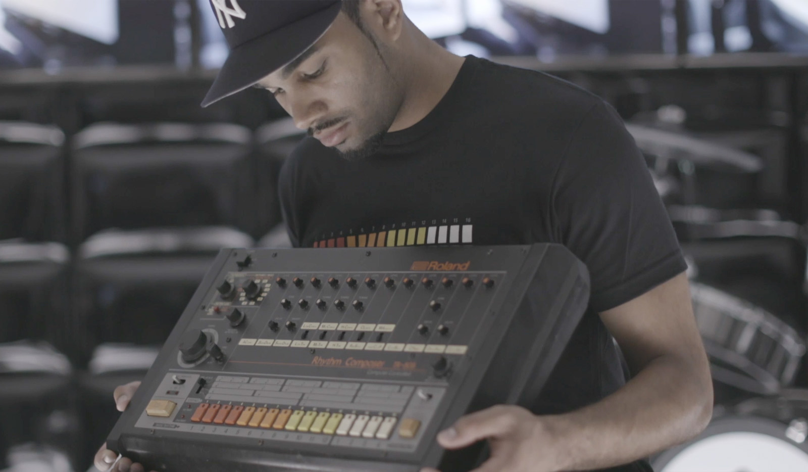 Roland - The TR-808 Story